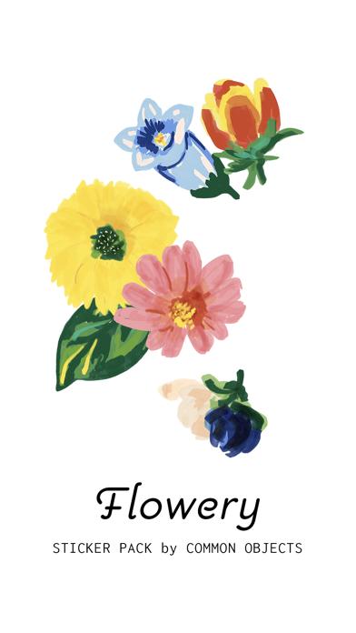 Flowery screenshot one