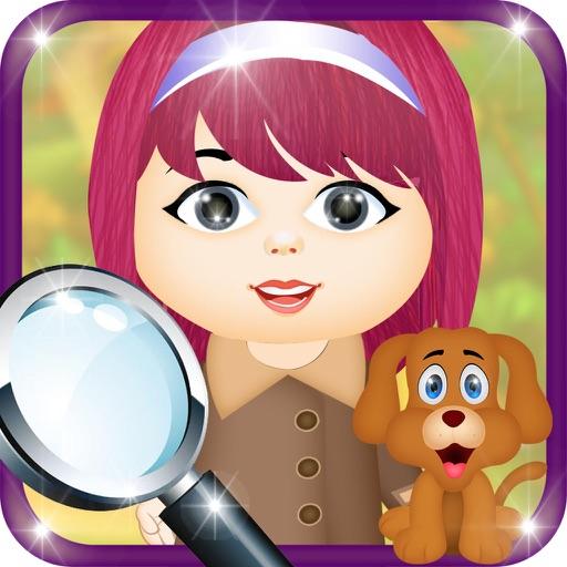 Agent Girl Spy - Pet Detective