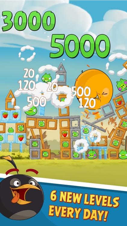 Angry Birds screenshot-4