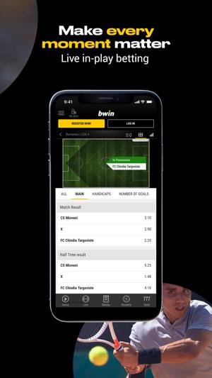 for iphone bwin