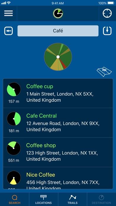 NaviGoto - Simple Navigation screenshot #7