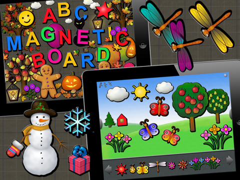 ABC Talking Magnetic Board screenshot 3