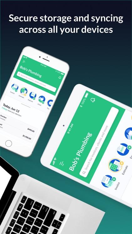 Invoice 2go Invoice & Estimate screenshot-6