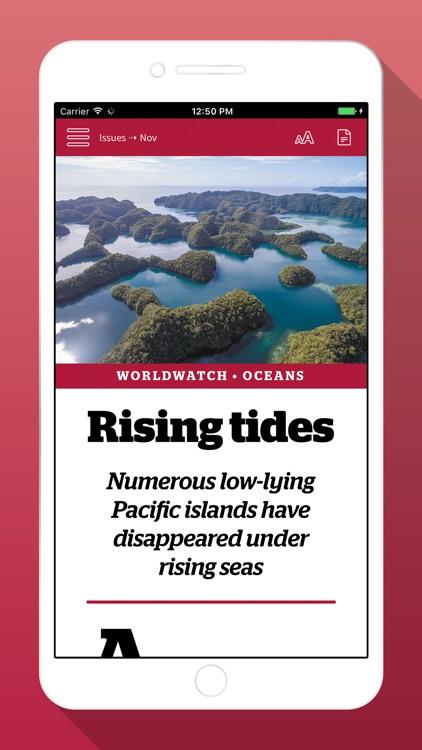Geographical Magazine screenshot-3