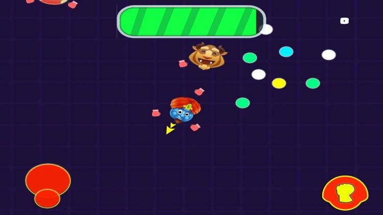 Brutes Lords Face Punch war IO screenshot-3