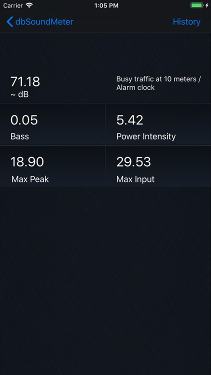 dB Sound Meter screenshot-3
