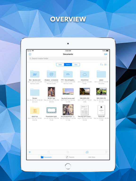 File Manager by Mousavian | App Price Drops