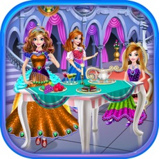 Activities of Princesses Tea Party