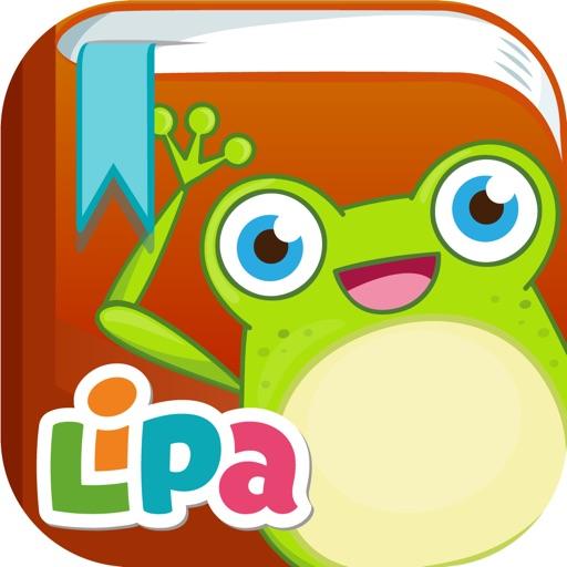 Lipa Frog: The Book