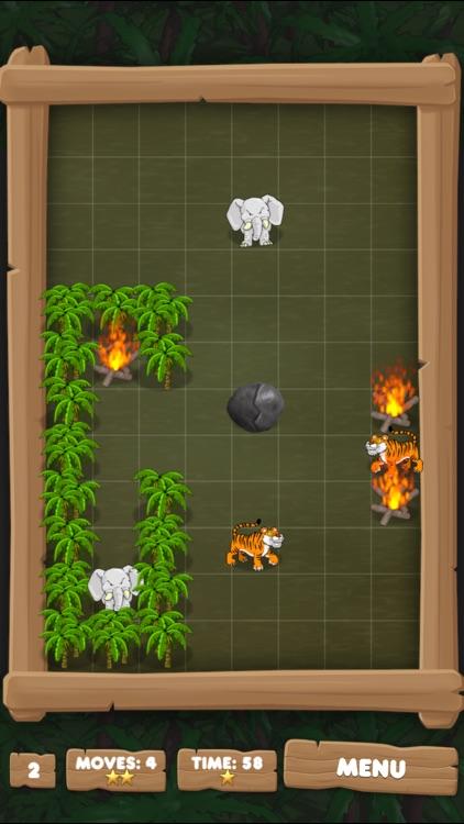 Jungle Trouble screenshot-3