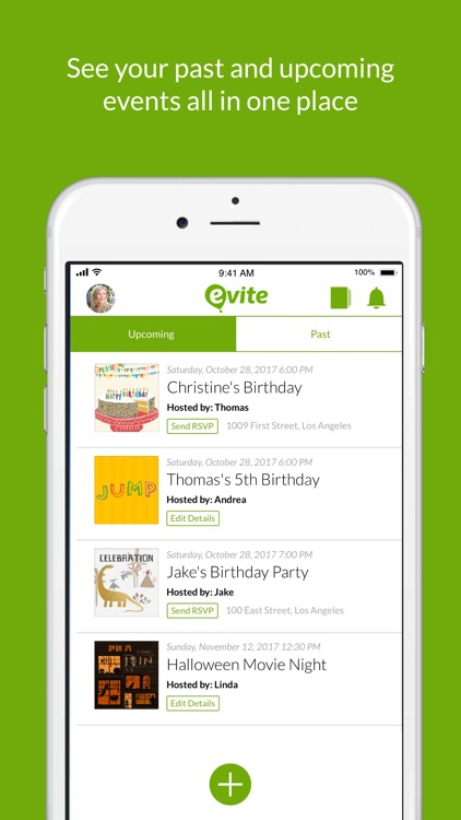 Evite: Online Invitations screenshot-0