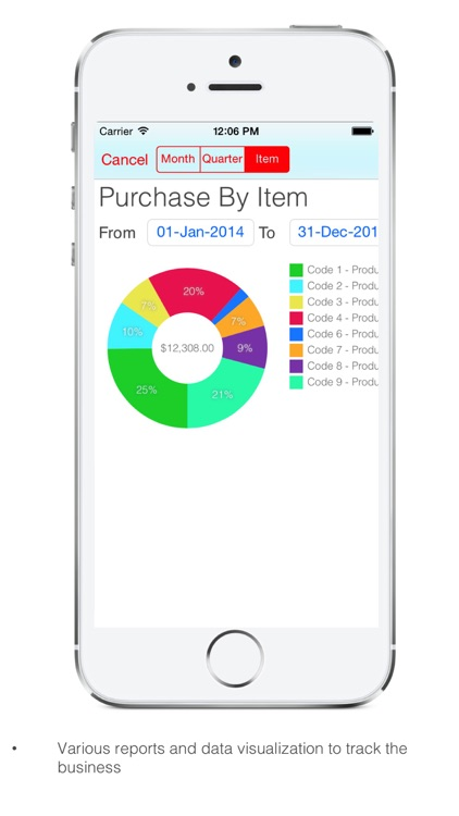 Goods Inventory Pro Retailer screenshot-4