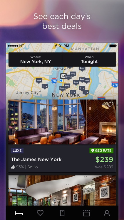 HotelTonight screenshot-0