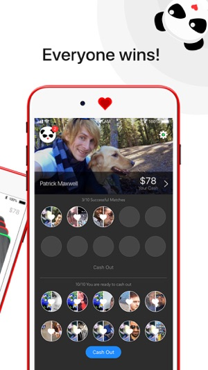 Ponder dating app sinopsis dating agentschap Cyrano 3