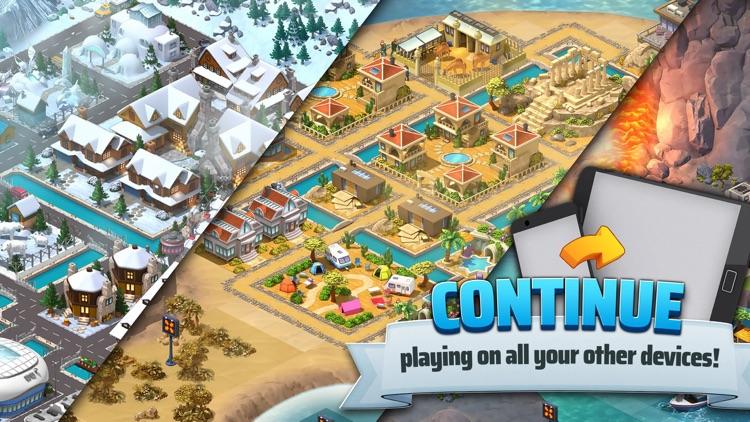City Island 5 Tycoon Sim Game screenshot-7