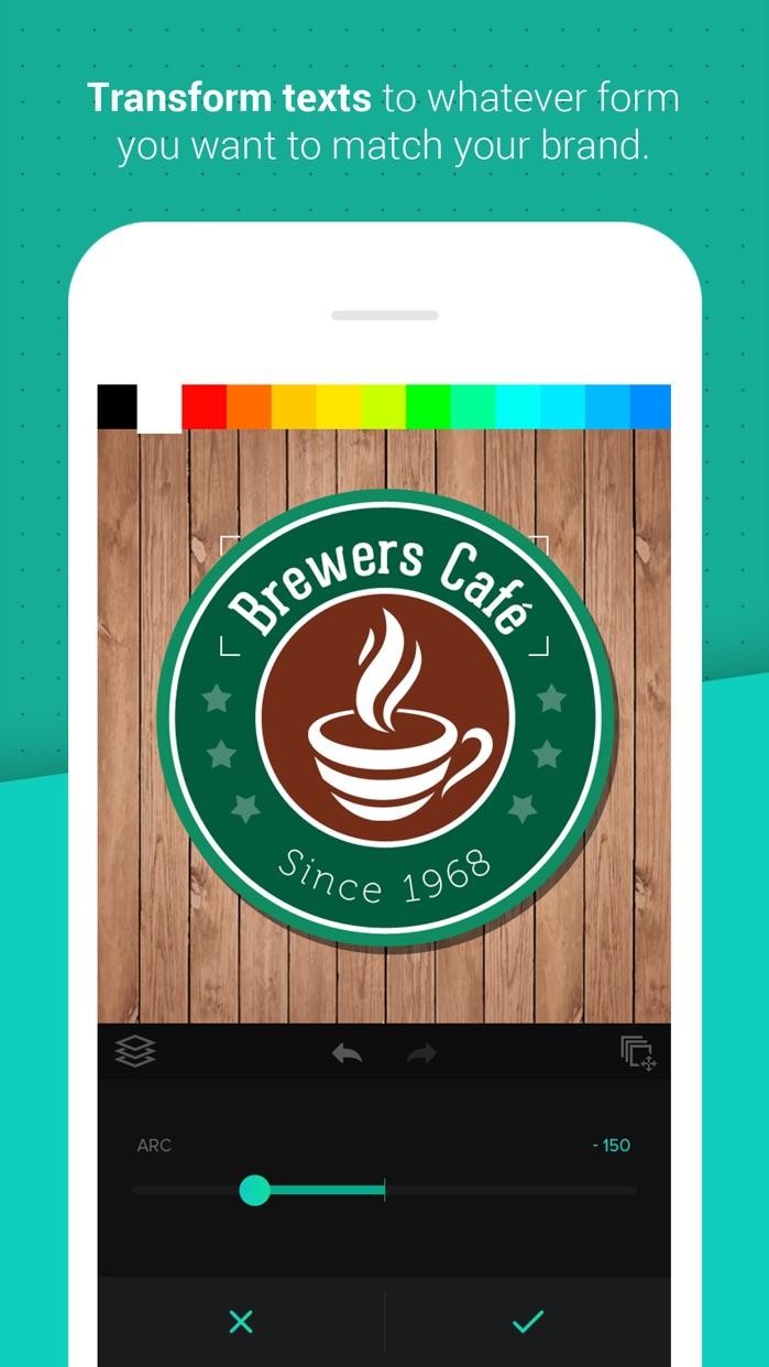 Logo Foundry - Logo Maker Screenshot
