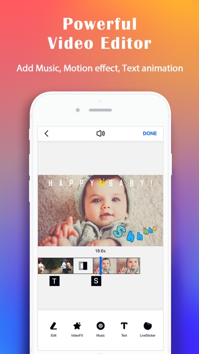 Photo Collage & Photo Editor for Windows