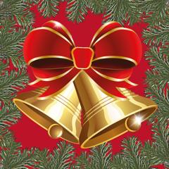 Weihnachtsglöckchen Christkind
