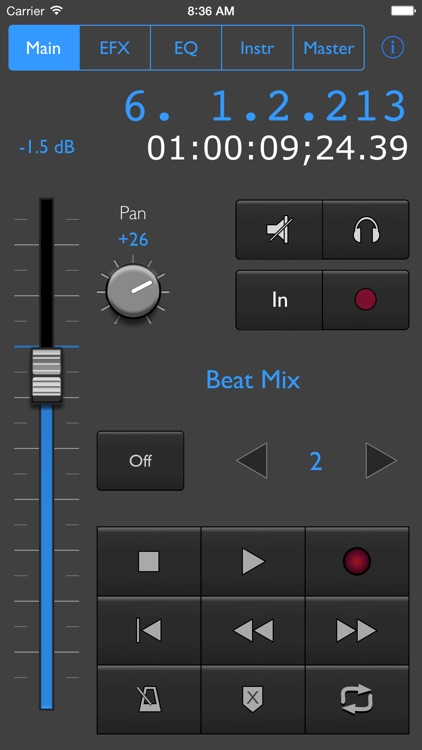 lpTouch for Logic Pro screenshot-0