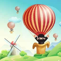 Balloon Ninja - Fight Your Way