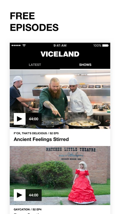 VICELAND screenshot-4
