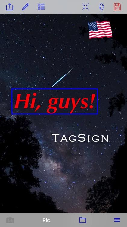 tagSign screenshot-3