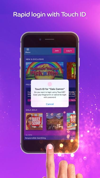 Gala Games by Gala Bingo screenshot-4