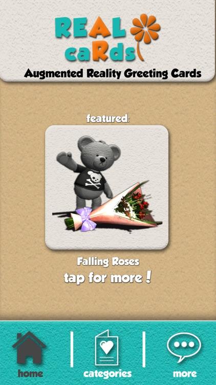 REAL cARds - AR Greeting Cards screenshot-4