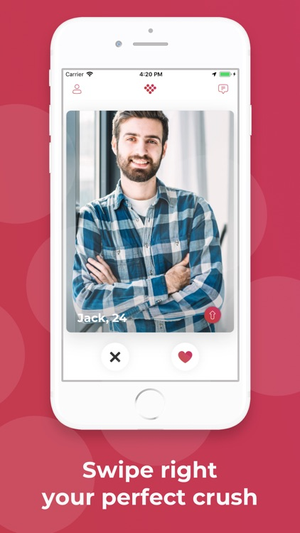 Dating app - CRUSH screenshot-3