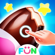 Activities of Candy Surprise Eggs Maker