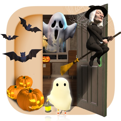 escape room:Candy And Ghost