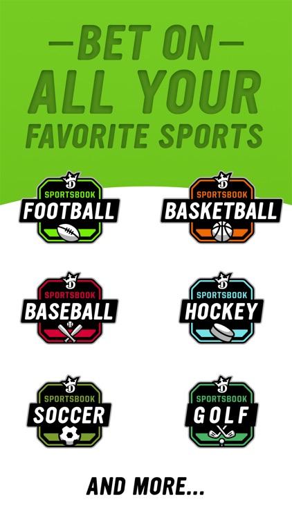 DraftKings Sportsbook screenshot-3