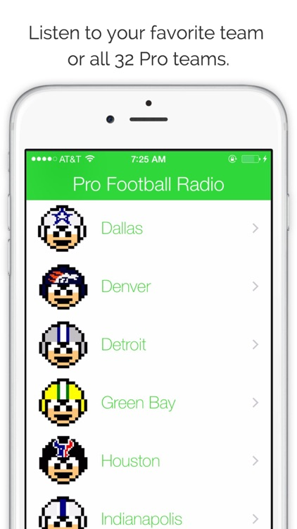 GameDay Pro Football Radio