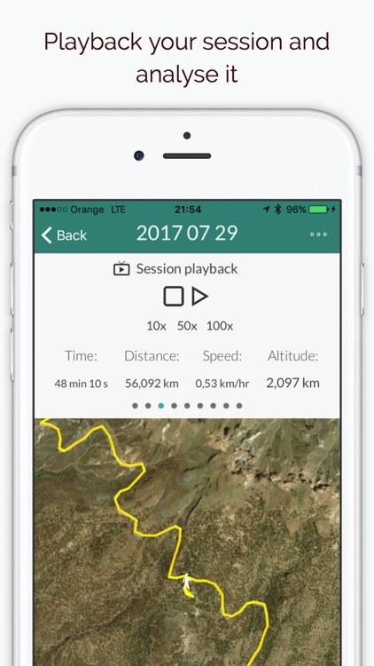 Paragliding Tracker screenshot-2