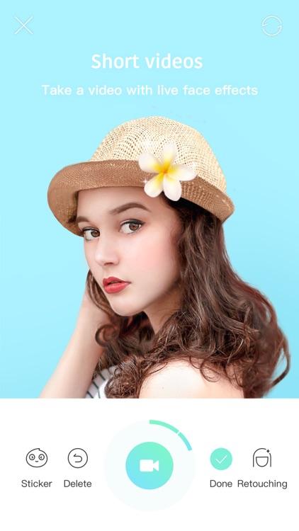 FaceU - Inspire your Beauty screenshot-4
