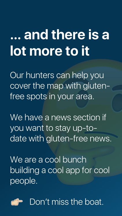 Gluten-Free World | Find spots screenshot-4