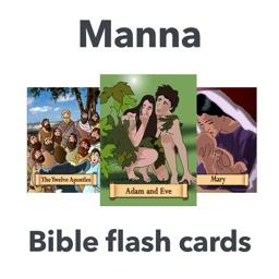 Manna Bible Flash Cards