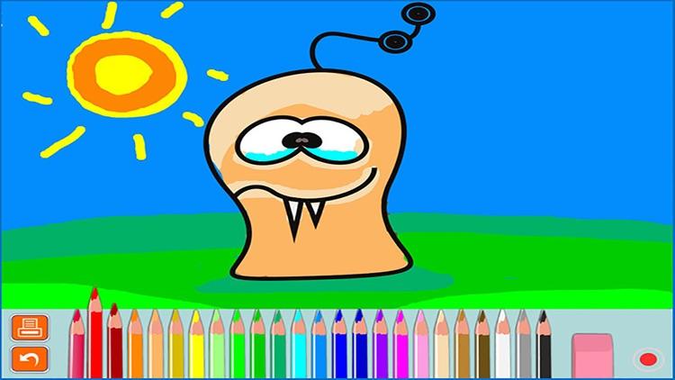 儿童绘画游戏-幼儿宝宝学画画游戏 screenshot-3