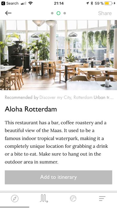 Discover My City Rotterdam Screenshot