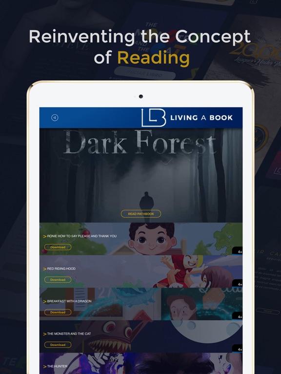 Dark Forest - Horror GameBook Screenshots