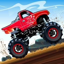 Monster Truck - Hill Racing