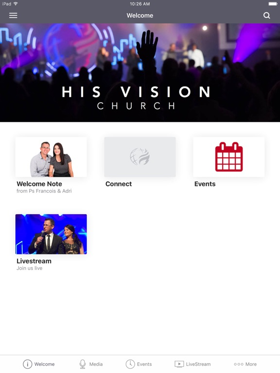 His Vision Rustenburg screenshot 4