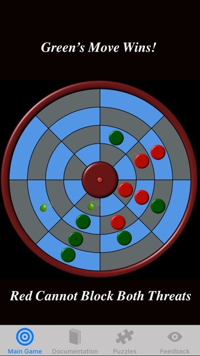 Screenshot #7 for Circular Connect Four