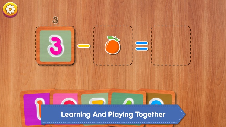 Math Kids Count, Add, Subtract screenshot-3