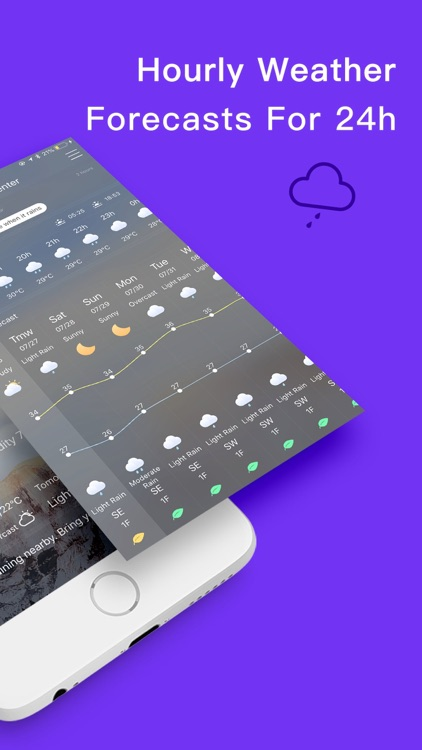 Live Weather Pro screenshot-1