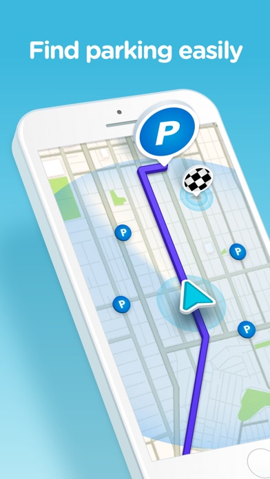 Waze Navigation & Live Traffic IPA Cracked for iOS Free Download