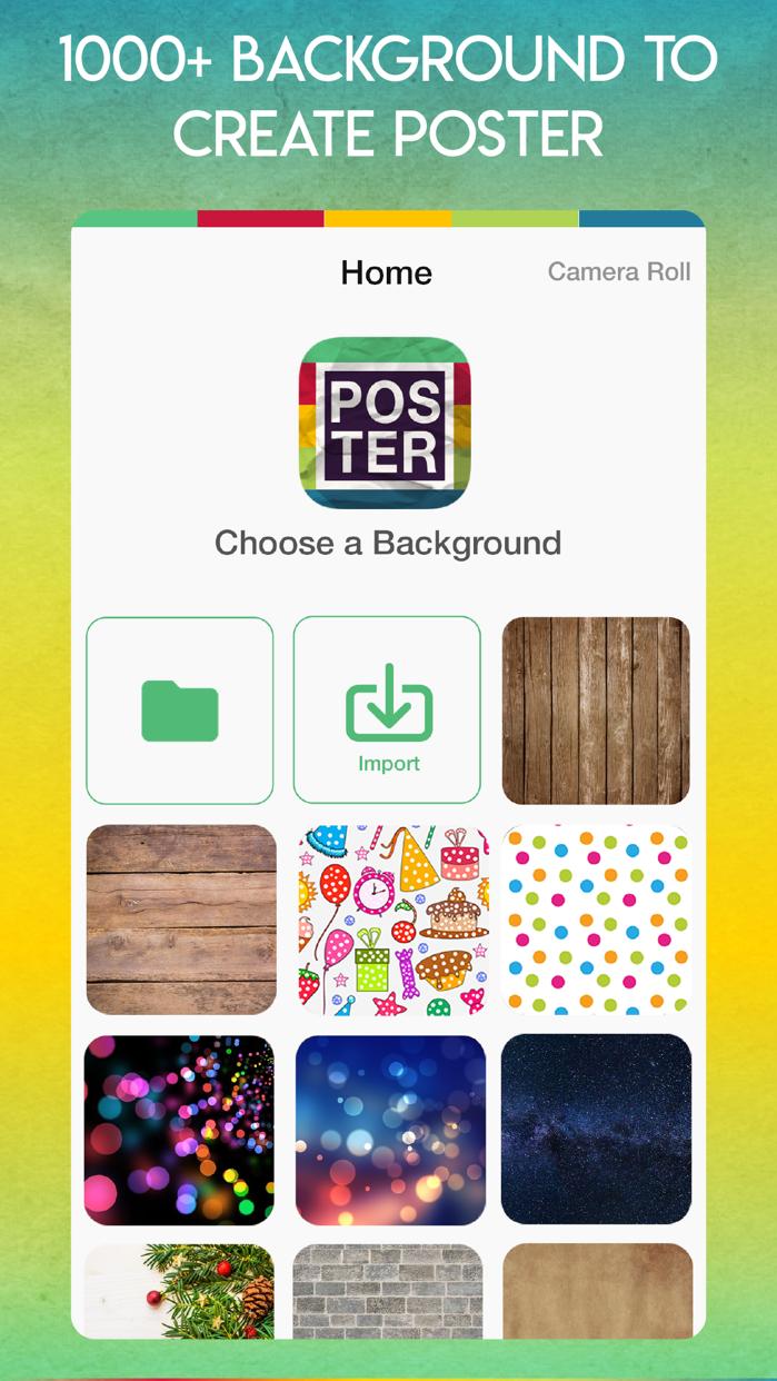Poster Maker- Flyer Maker Screenshot