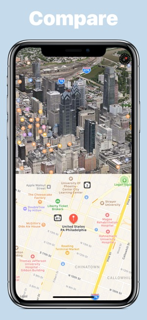 We Maps 04 3d 2d World Map On The App Store
