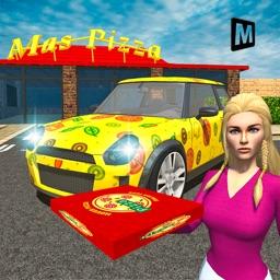 Car Pizza Delivery Simulator