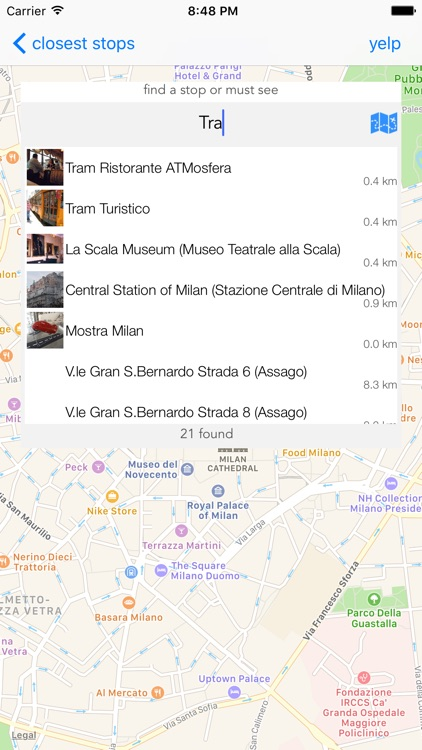 Milan Transport Guide screenshot-3